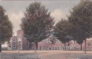 WESTBORO, Massachusetts , PU-1909; Westboro Weaving Company
