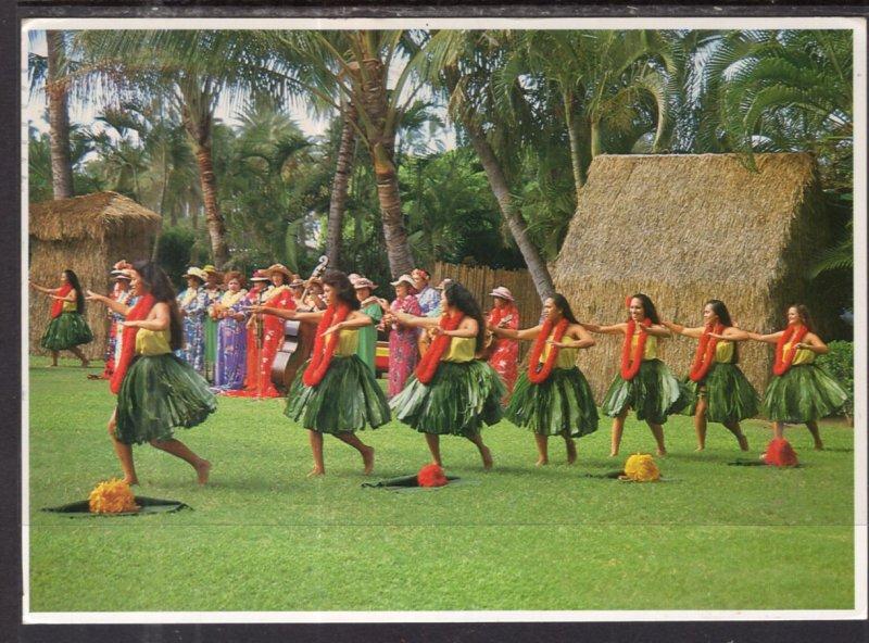 Hula Dancers,HI BIN