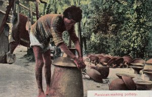 Mexican Making Pottery , 00-10s