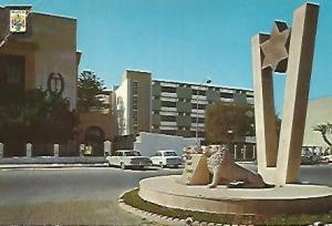 POSTAL 55595: MELILLA. Monumento al Alferez Provisional