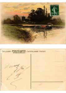 CPA Abendfrieden Meissner & Buch Litho Serie 1429 (730549)
