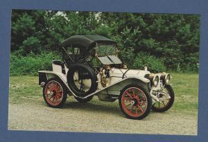 1910 Packard Postcard Gentlemans Roadster Antique Car Automobile Transportation