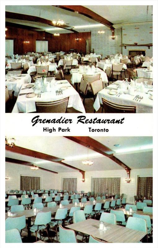 5306  Toronto  High Park  Grenadier restaurant