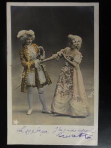 RP c1902 French Romance: No.2 Hand Coloured - Pub by Walery, Paris 110515