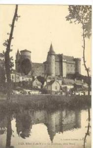 Le Chateau, Cote Nord, Vitre (Indre et Vilaine), France, 1900-1910s