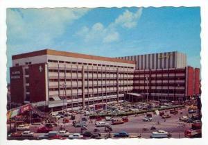 Pusat perytokoan dikenal sebagai Glodok Building, Jakarta, Indonesia, 1960s