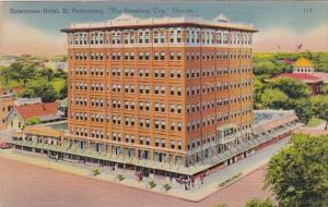 Florida St Petersburg The Suwannee Hotel
