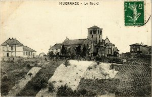 CPA IGUERANDE - Le BOURG (295569)