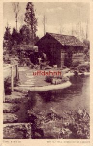 CHCIAGO, IL. A CENTURY OF PROGRESS 238 - OLD MILL HORTICULTURE GARDENS 1933