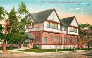 CA, Alameda, California, Home of Truth, Edward H. Mitchell No. 2980