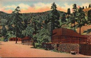 Colorado Pikes Peak Region Bruin Inn Curteich