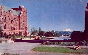 Washington Seattle University Of Washington