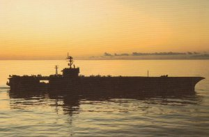 Aircraft Carrier U.S.S. NIMITZ (CVN-68), 1970s