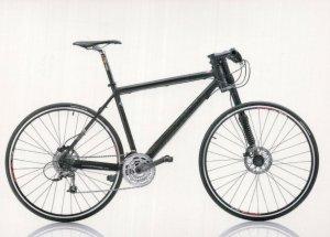 Cannondale F2000 USA American 2002 Bicycle Bike Cycle Postcard
