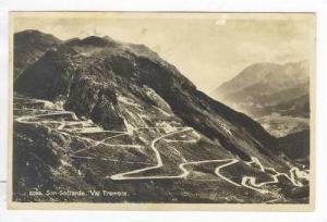 RP St. Gotthard Pass, Switzerland PU 1932