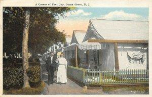 LP55   Ocean Grove  New Jersey Tent City