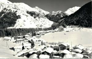 Switzerland Oberwald Wallis Saas Hörner Mettligrat 02.58