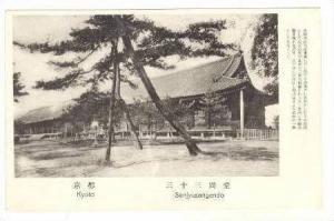 Sanjyusangendo,,Kyoto,Jap an,1920-30s