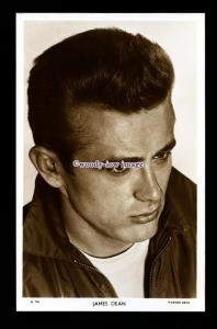 b6334 - Film Actor - James Dean - postcard Picturegoer No.D.790