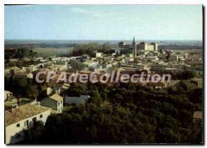 Modern Postcard Castries Vue Generale