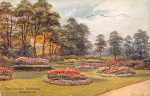 Kenwood The Flower Gardens Fleurs Jardins 1938