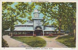 Massachusetts Oak Bluffs Marthas Vineyard Island Methodist Tadernacle