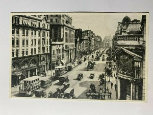 UNUSED VINTAGE POSTCARD - KINGSWAY LONDON   (KK1053)