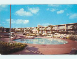 Unused Pre-1980 HOJO - HOWARD JOHNSON MOTEL Oklahoma City Oklahoma OK s6905