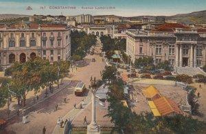 CONSTANTINE , Algeria , 00-10s ; Avenue Lamoriciere