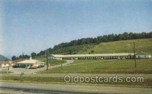 Johnson's Motel, Wytheville, Virginia, VA, USA Motel Hotel Unused close to pe...