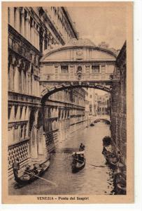 VENEZIA - Ponte di Sospiri , Italy , 10-20s
