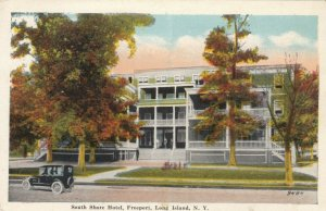 FREEPORT , L.I. , N.Y. ,1910s ; South Shore Hotel