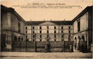 CPA Militaire,  Paris - Caserne de Reuilly (278527)