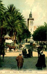 Algeria - Algiers. Government Square