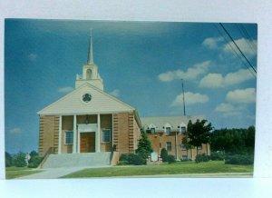 Milford Delaware St Johns Roman Catholic Church Postcard