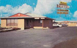 DAUPHIN, Manitoba, Canada, 1940-1960´s; Highland Motel