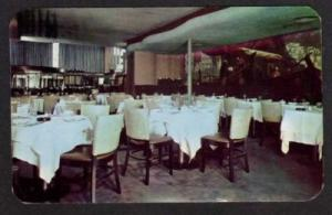 NJ Lounge Restaurant PASSAIC NEW JERSEY Postcard PC