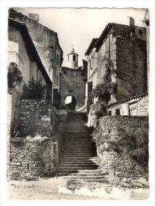 RP, Porte De l'Horloge et Escalier Pater-Noster, Cordes (Tarn), France, 1930-...