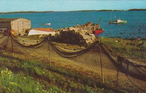 Canada Nova Scotia Eastern Shoe Lobstering