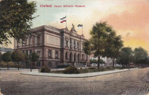 CREFELD , Germany , PU-1911 ; Kaiser Wilhelm Museum