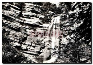 Postcard Old Jura Picturesque The Hedgehog Cascade Queue de Cheval