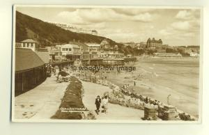tp4637 - Yorks - View across Southbay and Spa at Scarborough - Postcard