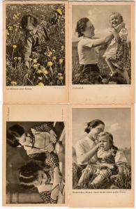 4 - Kindergluck & Ein Blumlein unter Blumen & Ein Blumlein &