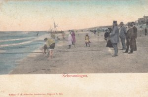 Scheveningen , Netherlands , 00-10s ; Beach