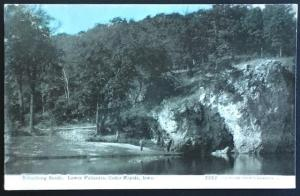 Screeching Sands Lower Palisades Cedar Rapids Iowa 1909C.U. Williams 2282