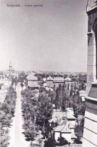 RP, Republica Populara Romina, Vedere Generala, TIMISOARA, Romania, 1920-1940s