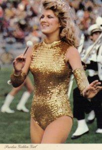 Purdue's Golden Girl , 1950-70s