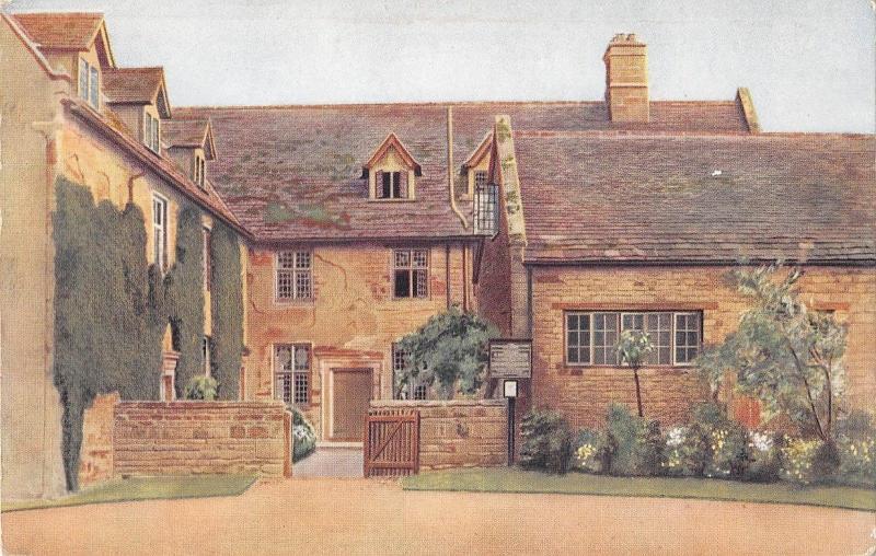 BR95696 sulgrave manor north entrance   uk