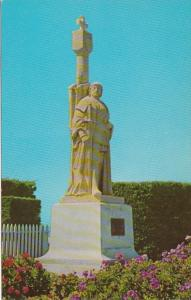 California San Diego Cabrillo Statue Cabrillo National Monument