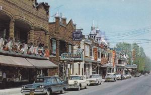 Main Street , LOUISEVILLE, Quebec, Canada , PU-1968